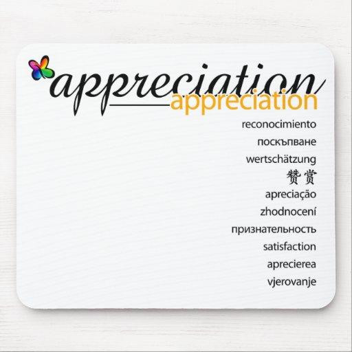 PositivEnergy Appreciation Mousepad