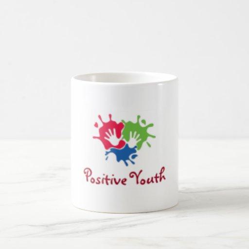 PositiveYouth Coffee Mugs