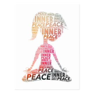 Positivo interno de la Paz-estancia Postales