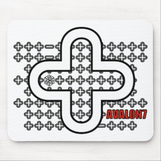 Positron Mousepad
