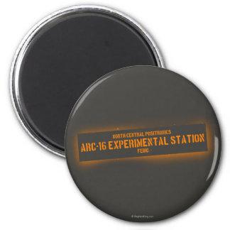 Positronics norcentral imán redondo 5 cm