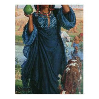Posluminiscencia en Egipto, siglo XIX por la caza  Tarjeta Postal