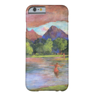"""Posluminiscencia, río de Tautira, Tahití"" - Juan Funda Barely There iPhone 6"