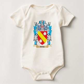 Poss Coat of Arms - Family Crest Creeper