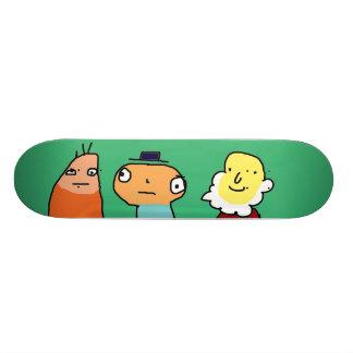 Posse Color Board Skate Board Decks