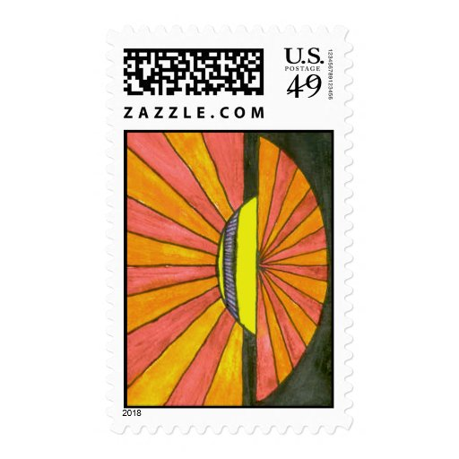 Possess the Sight Postage
