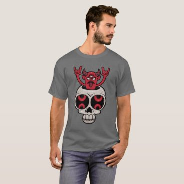 Halloween Themed Possessed T-Shirt