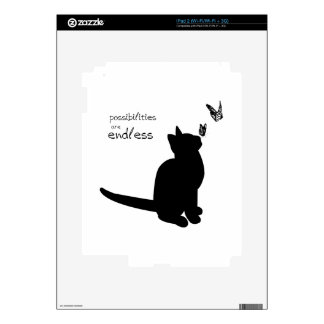 Possibilities are Endless iPad 2 Skin
