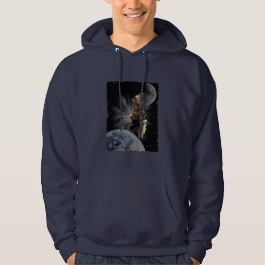 """""""POSSIBILITIES"""" Bald Eagle Motivational Gifts Hoodie"""