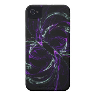 Possibilities - Cosmic Purple & Amethyst iPhone 4 Case