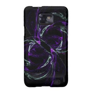 Possibilities - Cosmic Purple & Amethyst Galaxy SII Cover