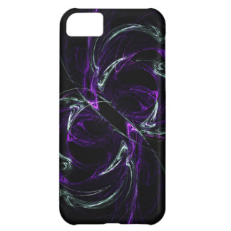 Possibilities - Cosmic Purple & Amethyst Cover For iPhone 5C