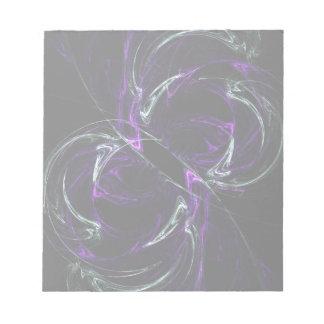 Possibilities - Cosmic Purple & Amethyst Memo Pads