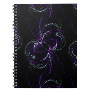 Possibilities - Cosmic Purple & Amethyst Note Books