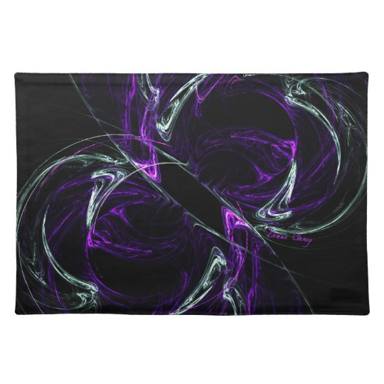 Possibilities - Cosmic Purple & Amethyst Placemat