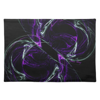 Possibilities - Cosmic Purple & Amethyst Placemats
