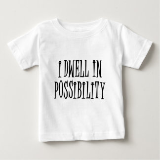 Possibility Baby T-Shirt
