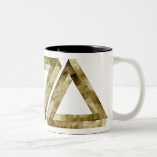 Possible but Improbable (group) Two-Tone Coffee Mug