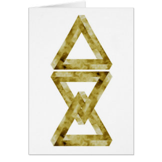 Possible but Improbable link vertical two T SHIRT Card