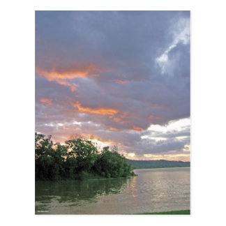 Possible Storm Today in Ohio River Valley Postcard