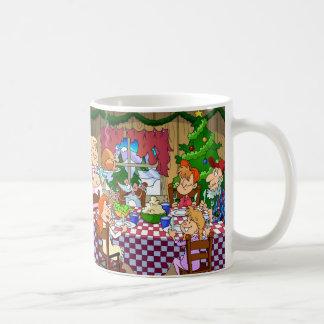 Possum Dinner Mug