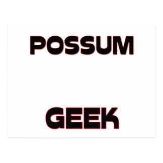 Possum Geek Postcards