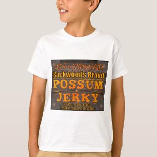 POSSUM JERKY xl T-Shirt