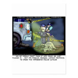 Possum Protocol Funny Gifts Tees & Collectibles Postcard