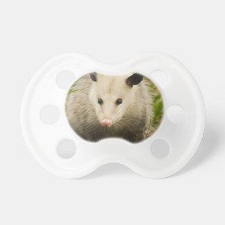 Possums are Pretty - Opossum Didelphimorphia Pacifier