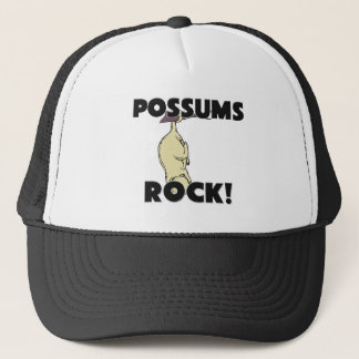 Possums Rock Trucker Hat