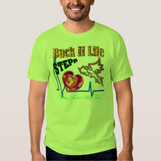Post 296 Stepn Back II Life T-Shirt V4