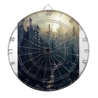Post Apocalypse Dartboard