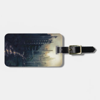 Post Apocalypse Luggage Tag