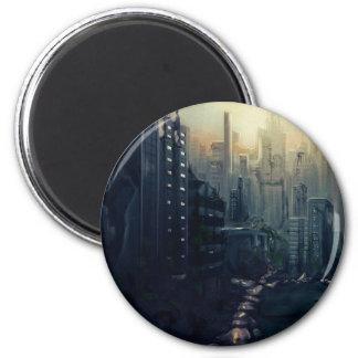 Post Apocalypse Magnet