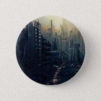 Post Apocalypse Pinback Button