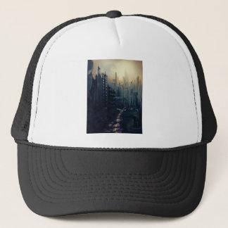 Post Apocalypse Trucker Hat