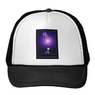 Post Apocalyptic Energy Mesh Hat