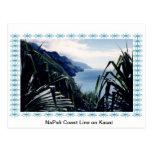 Post Card-NaPali Coastline, Kauai, Hawaii