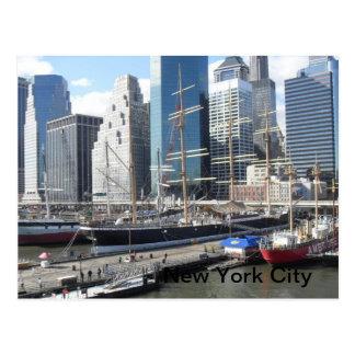 Post Card- New York City
