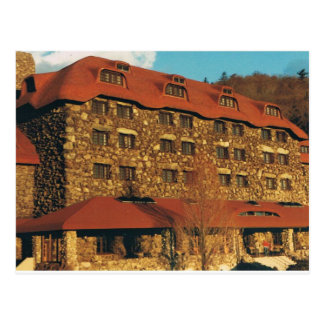 Post Card of Grove Park Inn, Asheville, NC