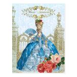 Post card of mariantowanetsuto, the Versailles blu