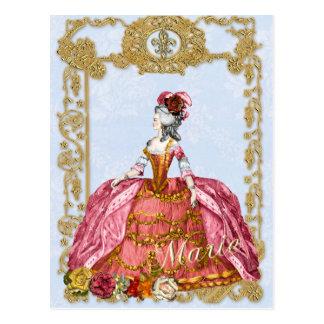 Post card of mariantowanetsuto, the Versailles gol