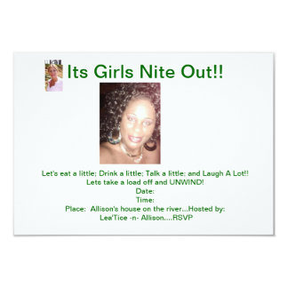 POST CARD SIZE INVITATION CARDS