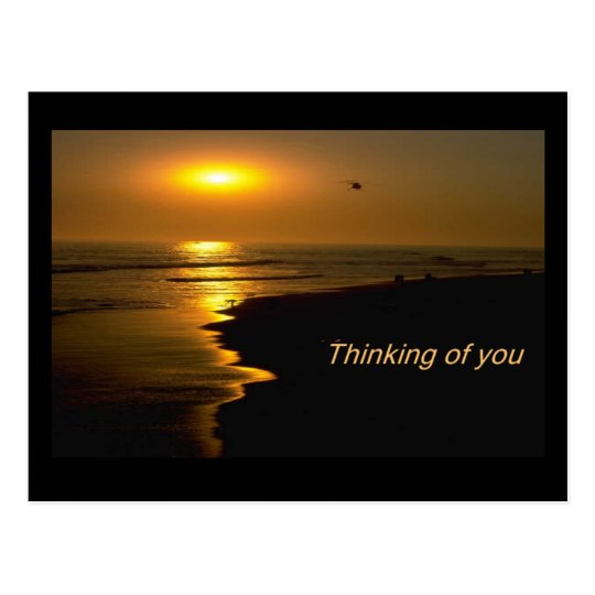 Post Card - Thinking of You