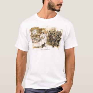 Post-Election 1888 President Benjamin Harrison T-Shirt