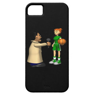 Post Game Interview iPhone SE/5/5s Case