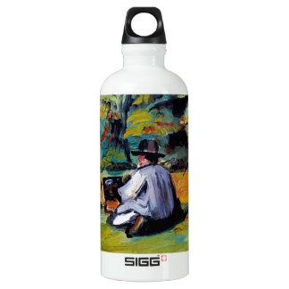 Post Impressionist artist painter at work Cezanne SIGG Traveler 0.6L Water Bottle