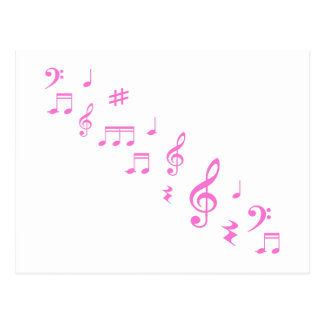 Post It Loud With MusicMinds Postcard