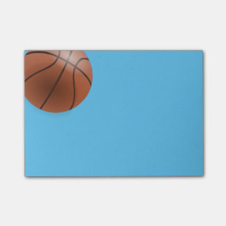 Post-it-Notes-Basketball Post-it Notes