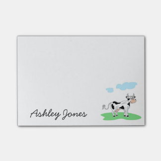 Post-it-Notes-Country Cow Post-it Notes
